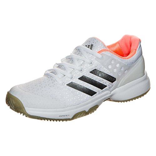 Adidas adizero Ubersonic 2 Clay, Sand, Damen, weiß