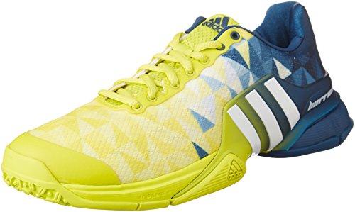Adidas Alexander Zverev Barricade, Allcourt, Herren, gelb/blau