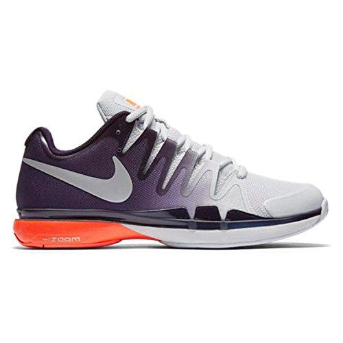 Nike Federer Zoom Vapor 9.5 Tour, Allcourt, Herren, weiß/blau/orange